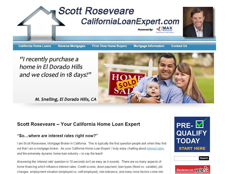 Scott Roseveare Mortgage Broker