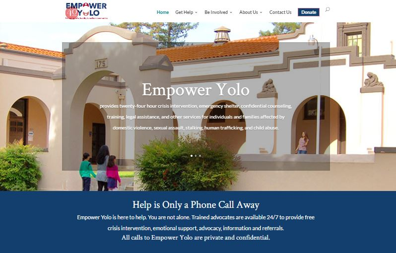 Empower Yolo Website
