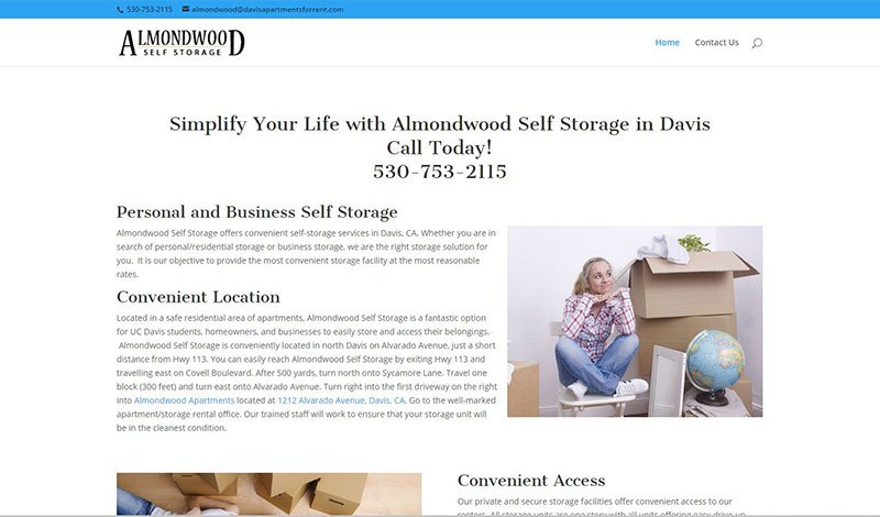 Almondwood Self Storage